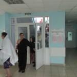 тренировка по эвакуации Сернурская ЦРБ