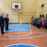 Эвакуация первоклассников Советской средней школы №2